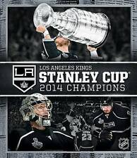 Sports-NHL: Stanley Cup 2014 Champions - Los Angeles Kings (Blu-ray Disc, 2014)