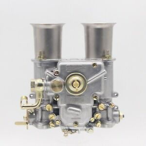 45 DCOE Doppelvergaser mit Einlauftrichter REEDMORAL BMW Fiat Alfa Opel VW Golf