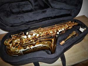 Profi-Altsaxophon - B & S  Serie 2001 Handmade - Bj.: 1991 - TOP Zustand !!!!!