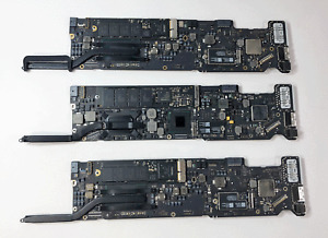 "Qty 3 Apple MacBook Air A1466 13"" 2012 i5 1.4 1.6 1.8 4GB Logic Board 2013-2017"