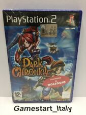 DARK CHRONICLE - SONY PS2 - NEW SEALED - RENTAL VERSION - PAL VERSION