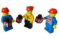 Custom Figuren Römische Bürger Set 2 aus LEGO® Figuren Teilen