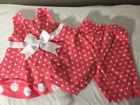 Rare Editions 2 Pc Infant Girl 6 Months