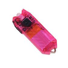 45LM 2 Modes Portable Mini Flashlight Rechargeable USB Torch LED Light Key Chain