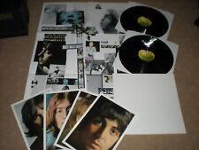 Quasi NUOVO! COMPLETA UK LP BEATLES WHITE ALBUM dei PC STEREO 7067/8