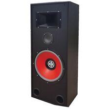 BIC RTR-EV15 15 inch 3-Way Eviction Series Bi-Ampable Floor Speaker