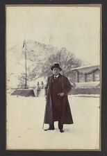 Inayatullah Khan King of Afghanistan for 3 days vintage photo 4� x 6�