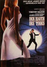 JAMES BOND OO7: DER HAUCH DES TODES - Orig.Groß-Kino-Plakat A0 -2.Teaser-GEROLLT