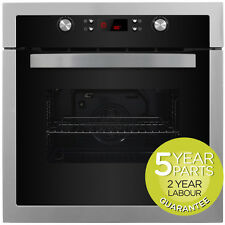 MyAppliances REF28719 60cm Built-In Single Electric Pyrolytic Oven