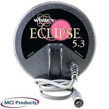 Whites Eclipse 5.3 6x6 Search Coil w/ Cover 801-3240