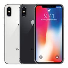 Apple iPhone X 64GB/256GB - Space Grau - Silber - Ohne Simlock Smartphone - Neu