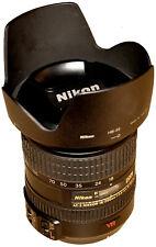 Objectif Nikon AF-S DX Nikkor 18-200mm f/3.5-5.6G ED VR capricieux