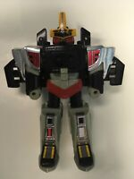 "2000 Power Rangers Time Force 8"" Shadow Force Megazord Action Figure w/ Wings"