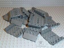 LEGO® 20 Schrägsteine Stein 4x6 negativ invers dunkelgrau 60219 NEUWARE R1328