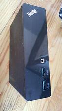 Lenovo Thinkpad USB 3.0 Docking Station DU9019D1 for X240 X250 X260 T460 T450 X1