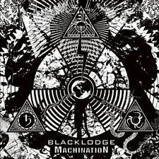 Blacklodge-machination CD