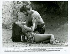 LOU FERRIGNO   MIRELLA D'ANGELO HERCULES 1983 VINTAGE PHOTO ORIGINAL #5