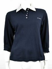 ♥ TED LAPIDUS ♥ POLO MANCHES LONGUES FEMME T. 38/40