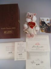 Steiff Teddy Little Santa 2003 lim. Auflage für Japan (1706)