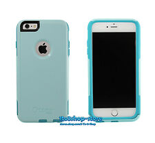 OtterBox Commuter iPhone 6 iPhone 6s Aqua Blue Teal  2 Layer Hard Case