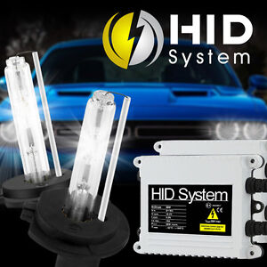 HIDSystem AC Slim Conversion HID Kit H1 H3 H4 H7 H8 H10 H11 H13 9005 9006 9007