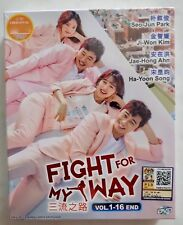 Korean Drama DVD Fight For My Way (2017) GOOD ENG SUB All Region FREE SHIPPING