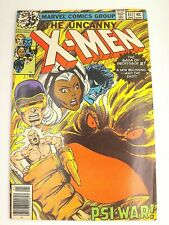 The Uncanny X-Men #117 (Jan. 1979, Marvel) Origin of Professor X