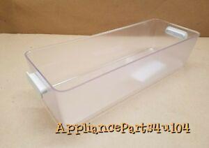 Whirlpool  Refrigerator Freezer Bucket Basket W10878452