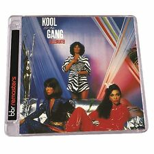 Kool & The Gang - Celebrate cdbbr  Remastered Expanded cd with bonustracks.