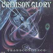 Crimson Glory - Transcendence (1988) CD      free post in uk