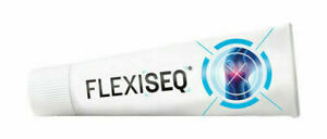 Flexiseq Max Strength Gel Osteoarthritis Joint Stiffness Pain Relief 50g 100g