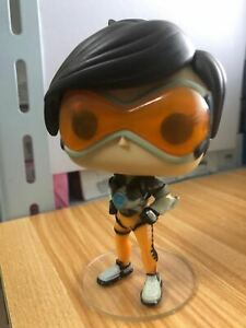 POP Video Game Overwatch Toys - Tracer #92 PVC Action Figure Without Box