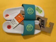 NEW - EYBL Nike Men's Slide 2019 Sandals - Size 6 Slides - Benassi Solarsoft