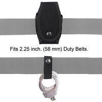 Heavy Duty Nylon Handcuff Case Handcuff Pouch Handcuff Strap and Belt Loop