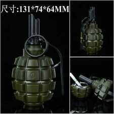 Military style model Windproof Gas Lighter With the ashtray gift (no gas)
