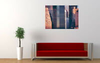 """MANAHATTAN TILT SHIFT NEW GIANT LARGE ART PRINT POSTER PICTURE WALL 33.1""""x23.4"""""""