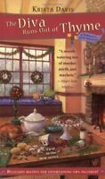Complete Set Series - Lot of 10 A Domestic Diva Mystery books by Krista Davis