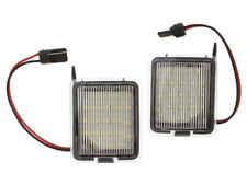 SIDE MIRROR 18 SMD LED LIGHTS SET FOR FORD C-MAX FOCUS KUGA MONDEO S-MAX