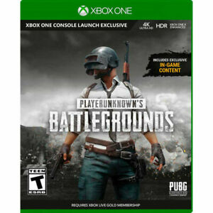 PUBG Playerunknowns Battlegrounds 1.0 for Xbox One