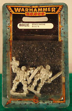 Warhammer 40K Space Marine Scouts (8002E)--Factory Sealed Blister Pack