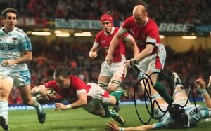SHANE WILLIAMS - WALES RUGBY - BRITISH LIONS - HAND SIGNED AUTOGRAPH 12X8 PHOTO