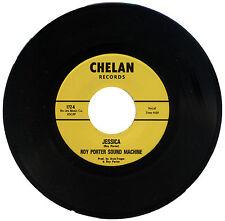 """ROY PORTER SOUND MACHINE  """"JESSICA""""    1st RELEASE ON 45    LISTEN!"""