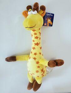 "Toys R Us GEOFFREY The Giraffe 17"" Plush Mascot Collectible - NWT"