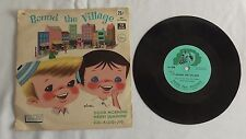 Peter Pan Players - 78rpm single 7-inch – Peter Pan #564 Round The Village