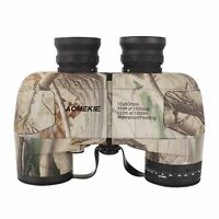10X50 Binoculars For Adults Birdwatching BAK4 Prism Waterproof With Rangefinder