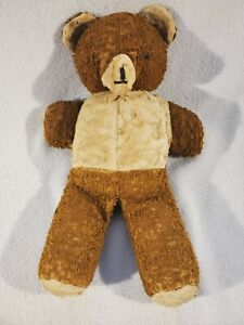 A Very Old Teddy Bear Indeed