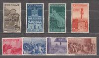 Italia - Correo 1946 Yvert 504/11 ** Mnh