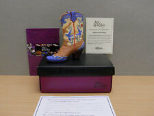 Just the Right Shoe sculpture 1999 Home on the Range / Raine originals 25095
