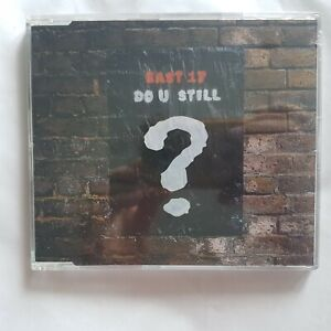 EAST 17 -  NEW & SEALED maxi-CD - DO YOU STILL?