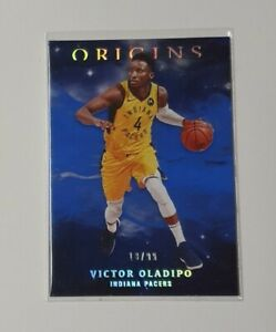 NBA 19-20 Victor Oladipo Panini Origins BLUE Card # 18/99 🔥